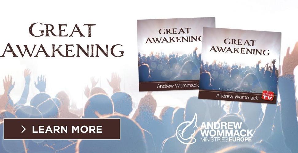Great Awakening Web Banner