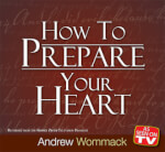 How To Prepare Your Heart DVD Album