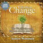 Effortless Change - CD Album