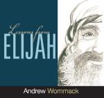 Lessons From Elijah - CD Album