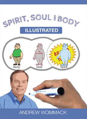 Spirit, Soul & Body Illustrated