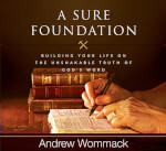 A Sure Foundation CD Album
