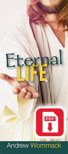 Eternal Life eBooklet - PDF Digital Download