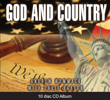 God And Country - CD Album