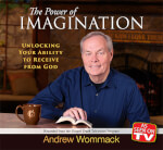 """The Power of Imagination """"As Seen on TV"""" DVD Album"""