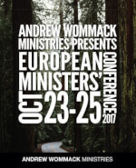 European Ministers Conference 2017