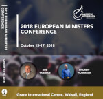 European Ministers Conference 2018