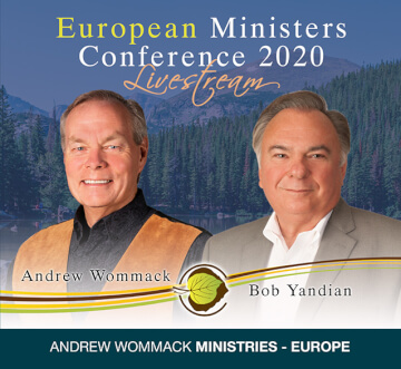 European Ministers Conference 2020 CD Album