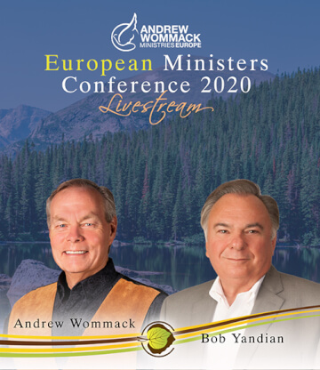 European Ministers Conference 2020 USB Album