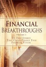 Financial Breakthroughs