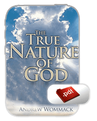True Nature of God eBook (PDF)