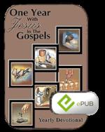 One Year With Jesus Devotional eBook (ePub)