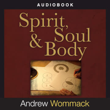 Spirit, Soul & Body Audio Book