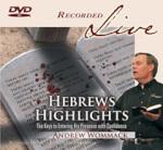 Hebrews Highlights - Live