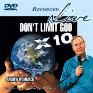 Dont Limit God x 10 - Live