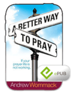 A Better Way To Pray eBook (ePub)