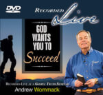 God Wants You to Succeed - Live