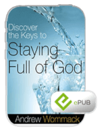 Discover The Keys To Staying Full Of God eBook (ePub)