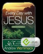 Every Day With Jesus Devotional eBook (ePub)