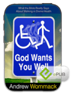 God Wants You Well eBook (ePub)