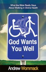 Indonesian: God Wants You Well eBook (PDF)
