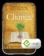 Effortless Change eBook (ePub)