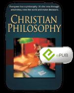 Christian Philosophy eBook (ePub)