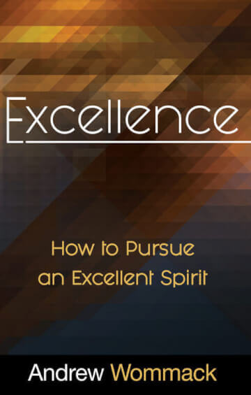 Excellence - How To Pursue An Excellent Spirit eBook (pdf)