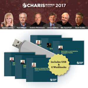 Charis Colorado Business Summit 2017 Business Success Bundle