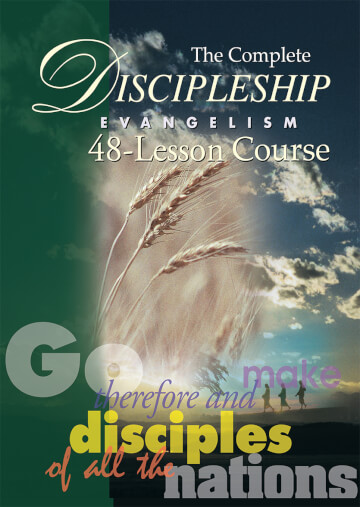 Complete Discipleship Evangelism Course