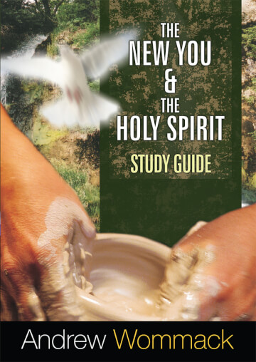 New You & The Holy Spirit - Study Guide