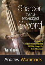 Sharper Than A Two-Edged Sword - Book & Workbook