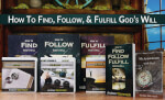 How to Find, Follow, and Fulfill God's Will Package – CD Package