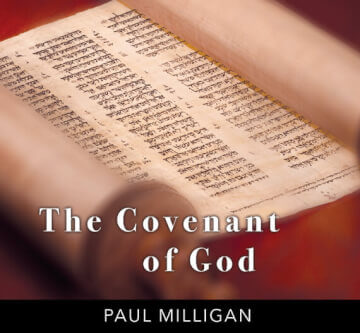 Covenant Of God - CD Album by Paul Milligan