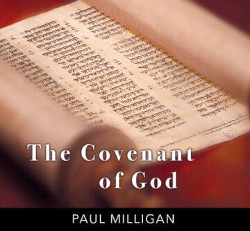 Covenant Of God - CD Album by Paul Milligan