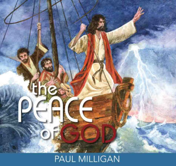 The Peace Of God - CD Album by Paul Milligan