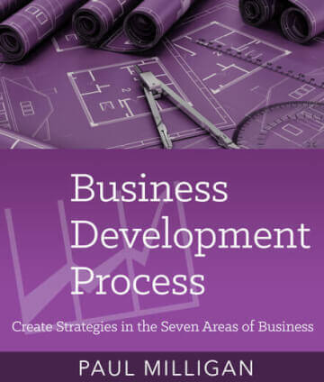 Business Development Process - USB by Paul Milligan