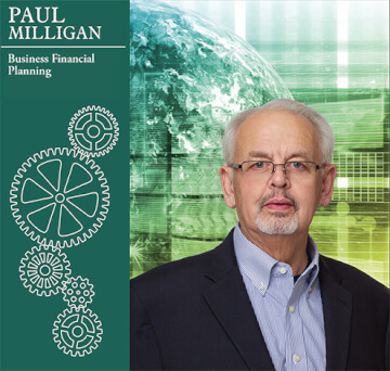 Paul Milligan - Business Financial Planning USB Drive