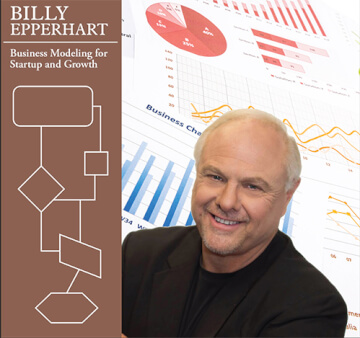 Billy Epperhart - Business Modeling For Startup And Growth USB Drive