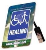 Healing (MP3 USB Drive)