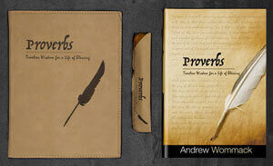 Proverbs Gift Set