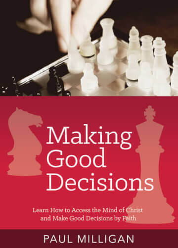 Making Good Decisions - CD by Paul Milligan