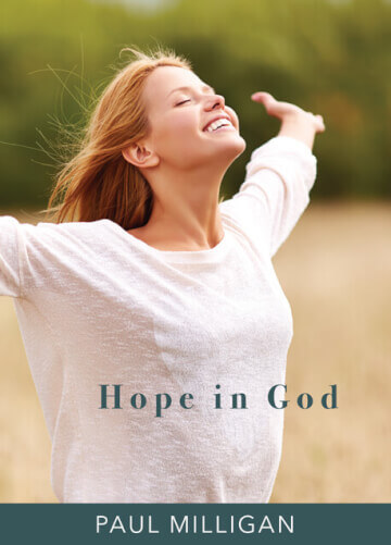 Hope In God - CD by Paul Milligan