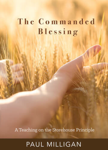 The Commanded Blessing - CD by Paul Milligan