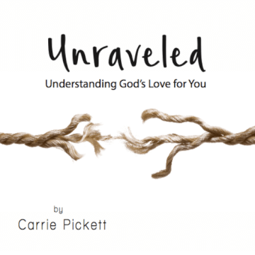 Unraveled - CD Album by Carrie Pickett