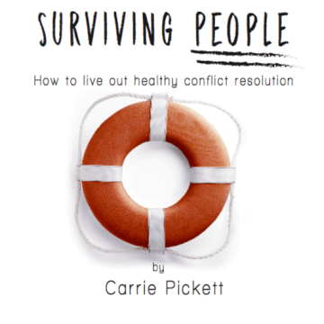 Surviving People - CD Album by Carrie Pickett