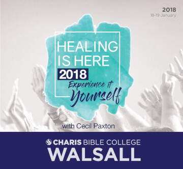 Healing Is Here - January 2018