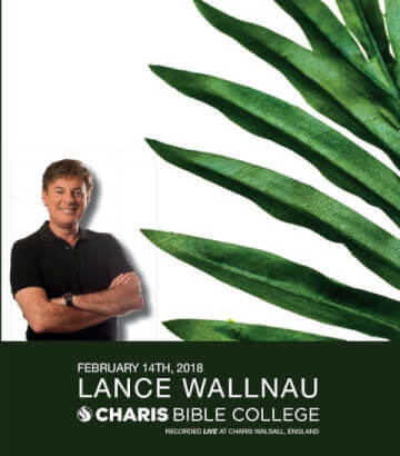 Lance Wallnau - Conference USB
