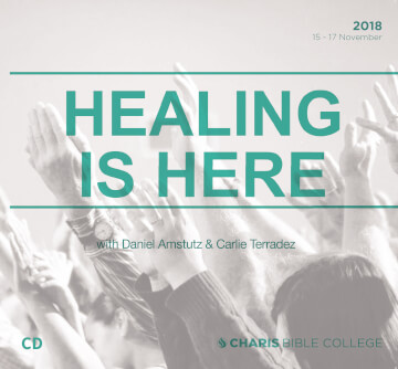 Healing Is Here Conference - November 2018