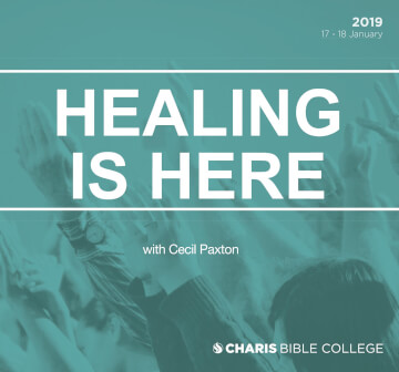 Healing Is Here Conference - January 2019